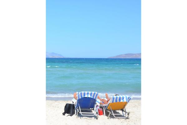 Aller à la plage cet été