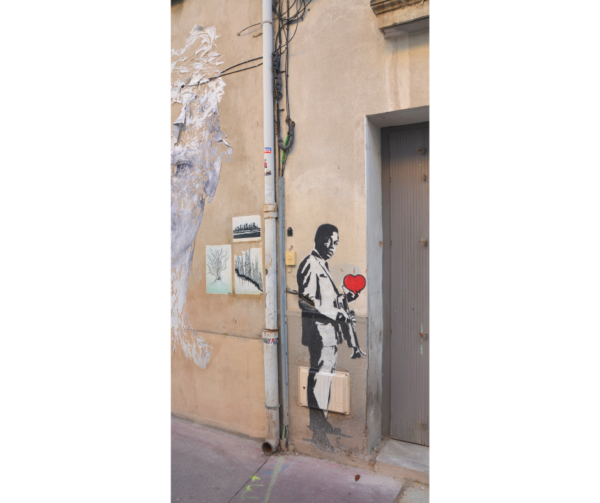 S'intéresser au street-art
